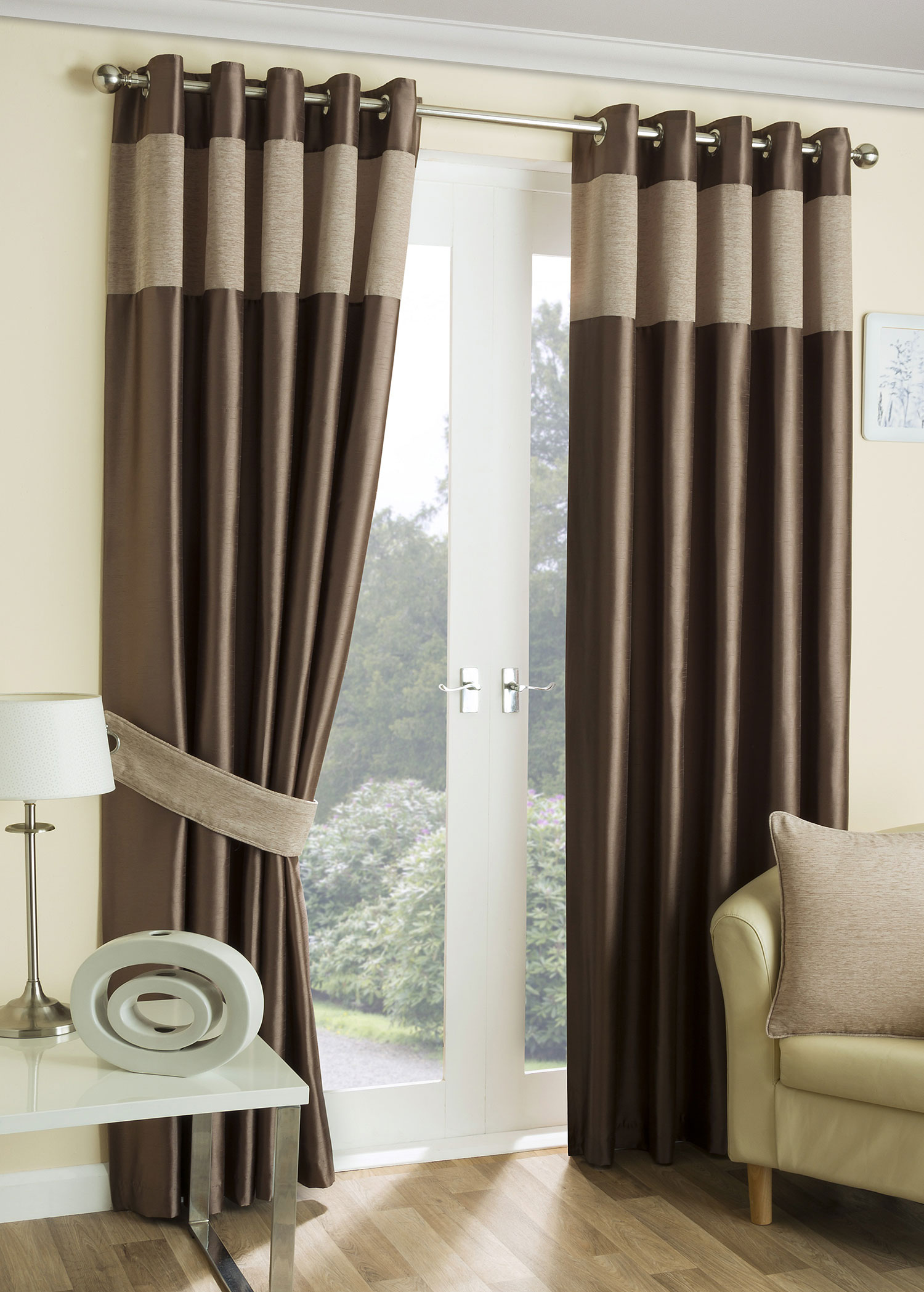 raw grommet silk panel home cfm exclusive curtains product master pair hayneedle curtain